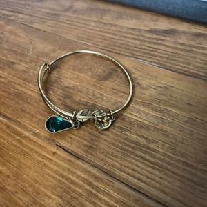 Alex and Ani Jewelry - Alex and Ani December Gold Birthstone Bracelet